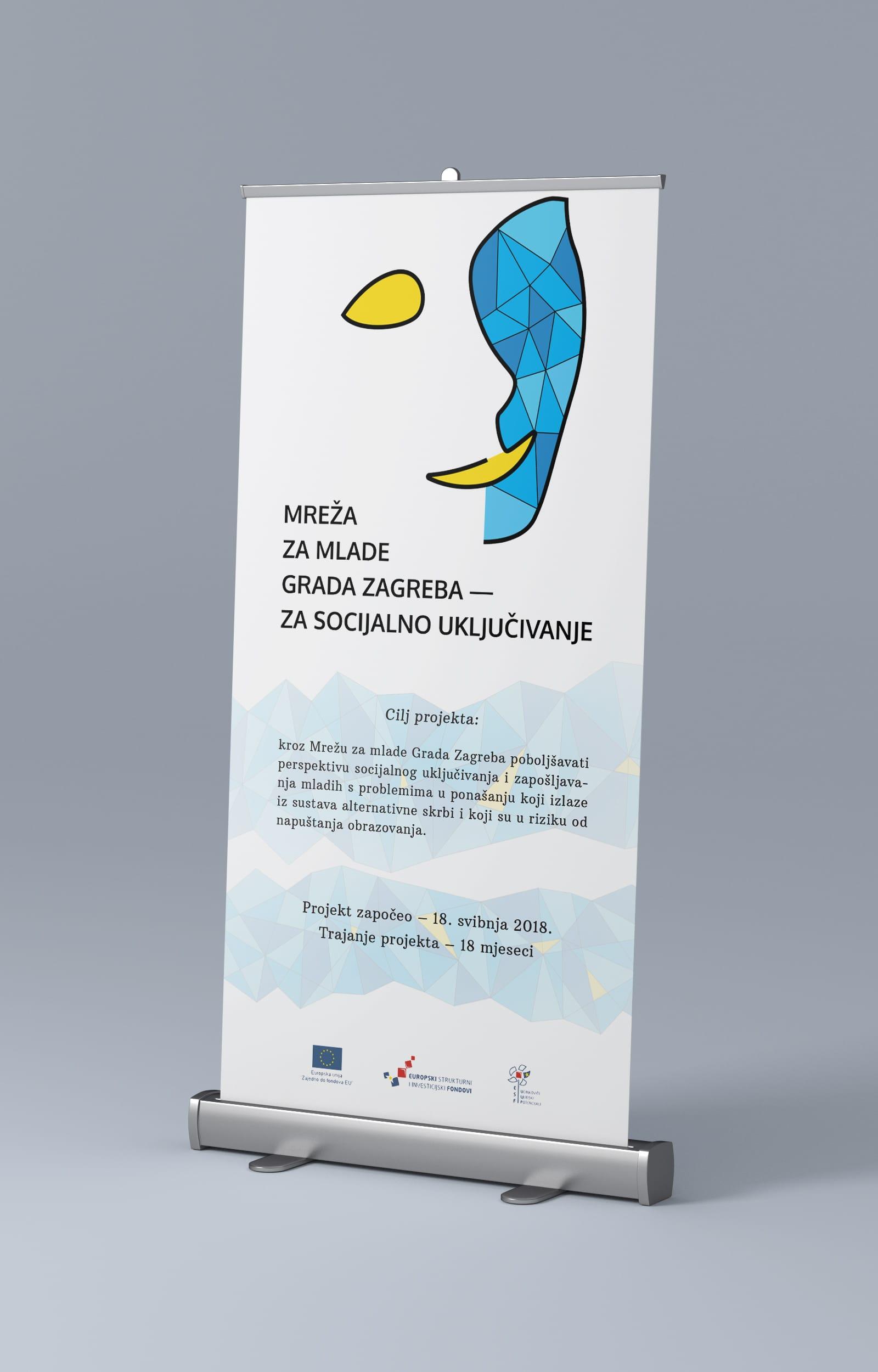 Projektna Produkcija - Projekt - Mreža za mlade grada Zagreba