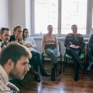 Projektna Produkcija - Projekt - Centar za mlade grada Zagreba